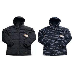 Vans Woodcrest MTE Hooded Puffer Reflective Jacket